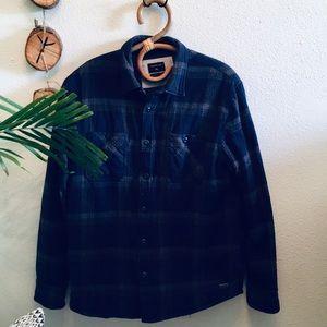 Quiksilver Flannel Jacket